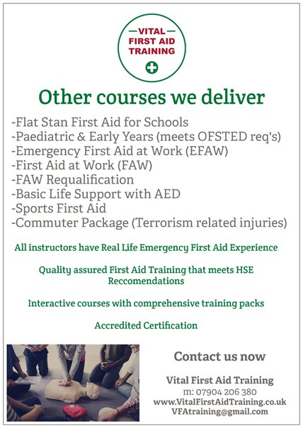 vital first aid training2 pfoa