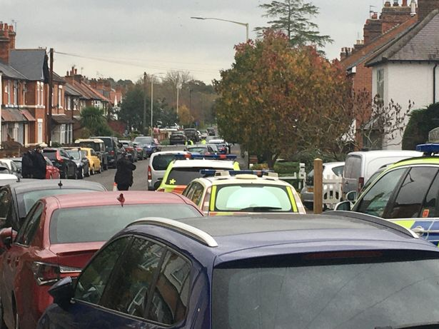 Quorn gunman: Man shot by police after 'pointing gun at children' near school
