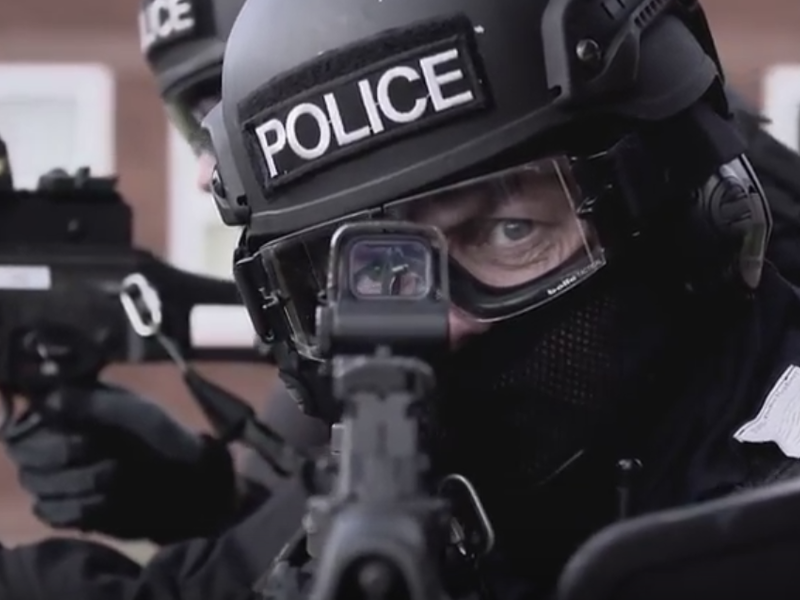 Behind the scenes with armed police in Devon & Cornwall