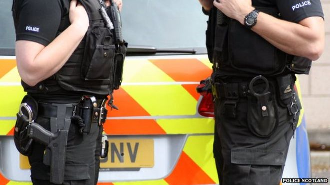 Police chiefs to consider arming beat bobbies with pistols