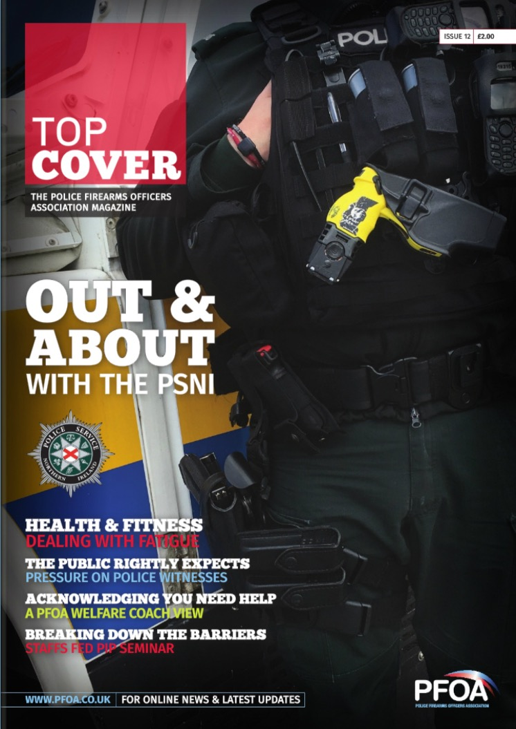 Latest PFOA magazine