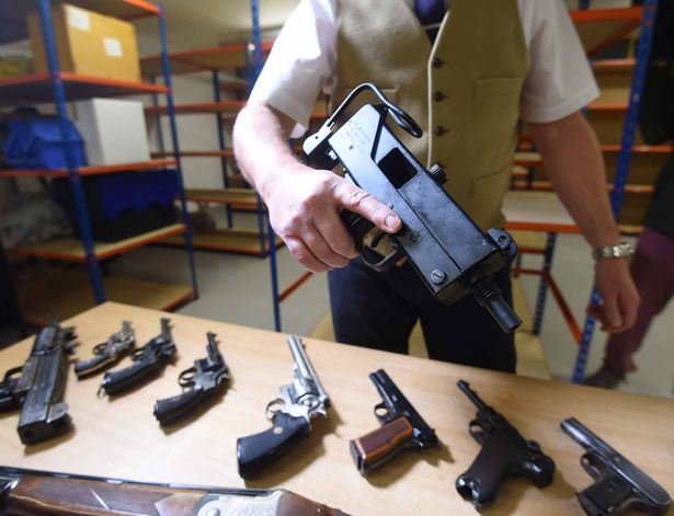 Police mount 1,000 firearms operations after shootings across West Midlands