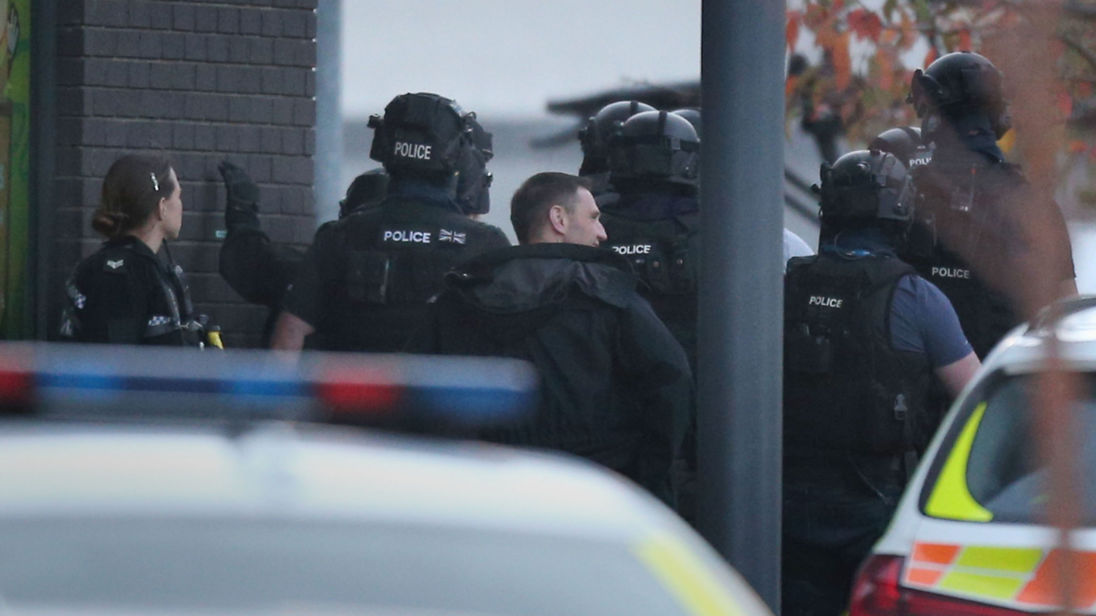 Nuneaton bowling alley siege: Man arrested