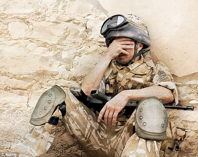 Blood test for PTSD as scientists find genetic changes in traumatised soldiers
