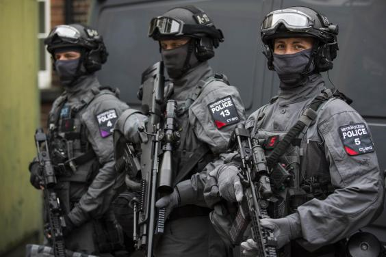 Firearms officers to have new £50m HQ and training centre in London