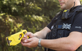 Taser continues to prove its worth