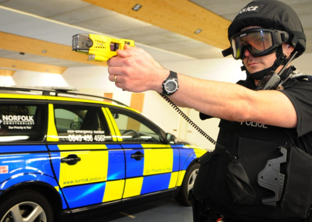 500 attacks on Norfolk police officers in a year prompts Tasers vow from chief constable