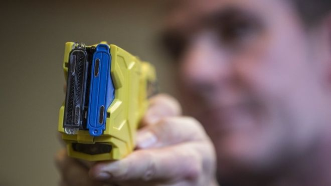 Tasers for all Hampshire police officers with 'operational need'