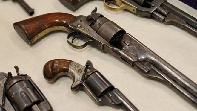Police Scotland begin two-week firearms amnesty