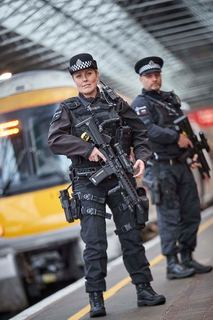 British Transport Police opens Counter Terrorism Hub at Birmingham New Street station