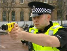 Risk of 'postcode lottery' for Taser as police representative demands Home Office funds kit