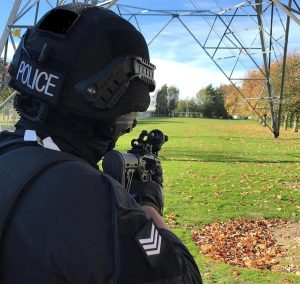 WEST YORKSHIRE EXERCISE TESTS TERROR ATTACK RESPONSE