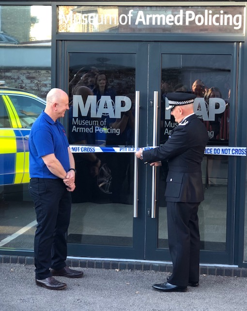 Chatteris armed policing museum open to public in 2019