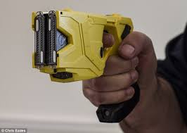 Police should 'all be armed with Tasers to stop attacks'