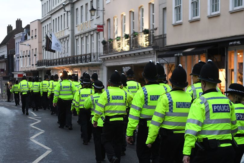 cuts see thousands of police officers signed off with mental health issues