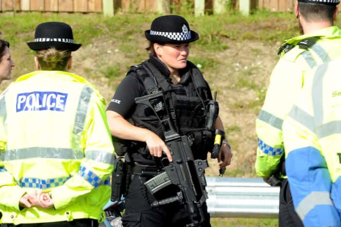 Armed police turning out for hundreds of routine calls across Scotland