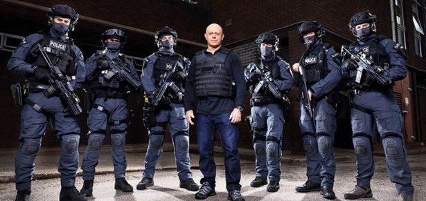 Ross Kemp speaks out over reaction to armed police documentary