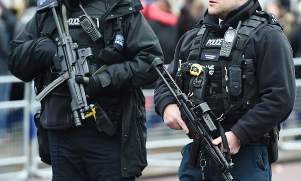 Armed police fear impact of new colour blindness rules