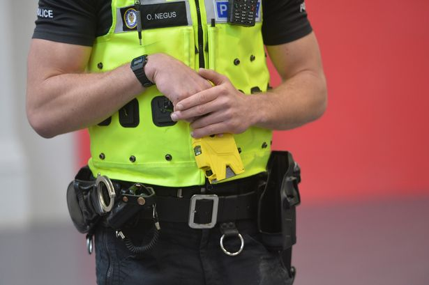 West Midlands Police to double number of officers carrying Tasers