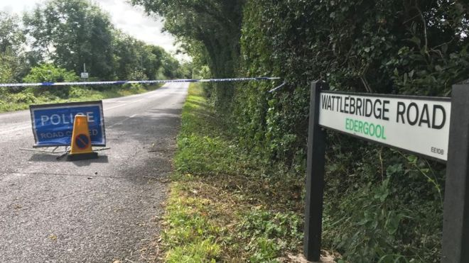 Police escape injury in County Fermanagh bomb attack