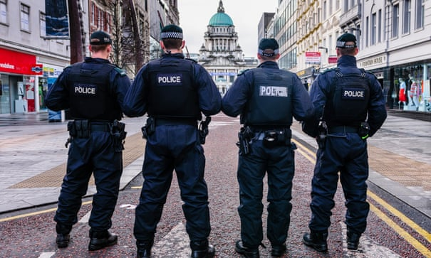 Northern Ireland police officers reject Mordaunt's call for Troubles amnesty