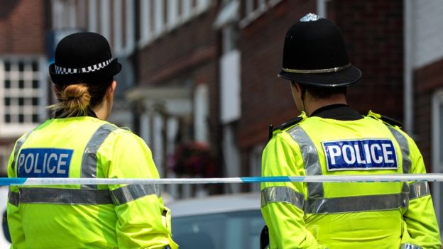 PTSD 'at crisis levels' among police officers