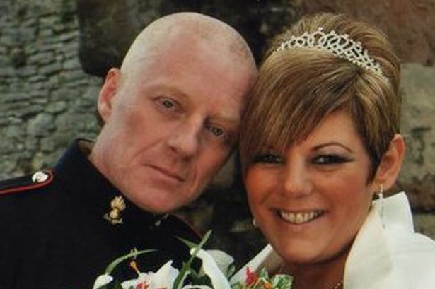 Army widow diagnosed with PTSD after husband killed himself from same illness