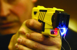 PFEW: Chiefs have Taser funding, so what's next?