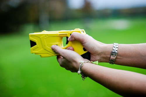 Rigorous training for Kent Police to safely use Tasers