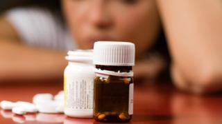 Jump in antidepressant prescriptions in England